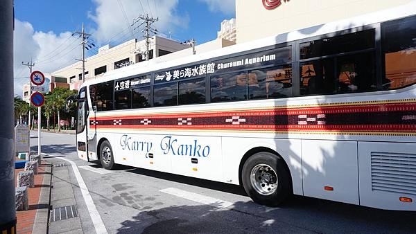 【交通】那霸機場到美國村、沖繩美麗海水族館交通巴士、公車完整介紹無須換車