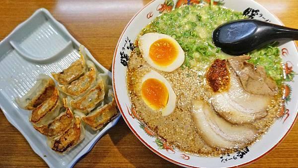 【沖繩美食】暖暮拉麵Danbo Ramen-很多人推薦的沖繩必吃拉麵店之一