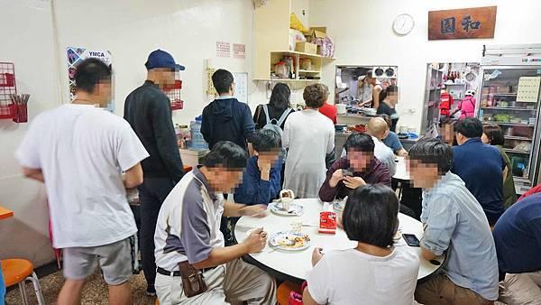 【台北美食】和園川味小吃-中午用餐時間必定會爆滿的美味炒飯
