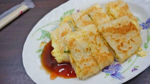 【台北美食】麵足飯飽-吃了都會讚不絕口的手工蛋餅
