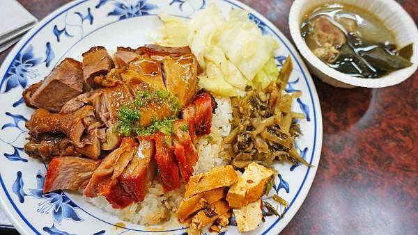 【台北美食】文記燒臘-附近上班族喜愛的燒臘店之一