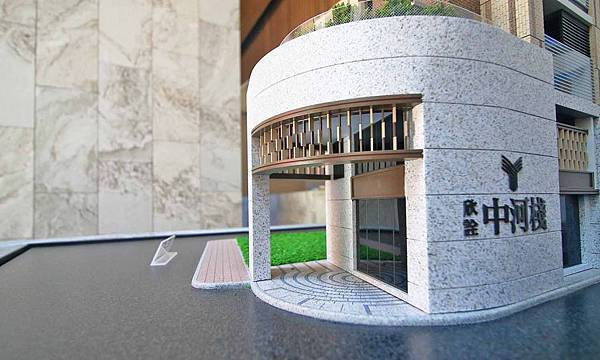 【中和建案】中河棧-中和捷運600米,樓下即是超商、全聯,臨近大潤發、迪卡儂超方便生活機能捷運宅