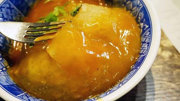 【板橋美食】鑫好客肉圓-吃肉圓也可以在很舒適的空間裡品嚐