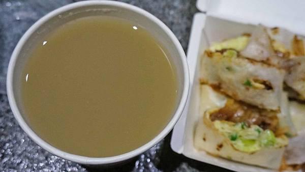 【新竹美食】丰晟小籠包早餐店-美味又扎實的牛肉蛋餅