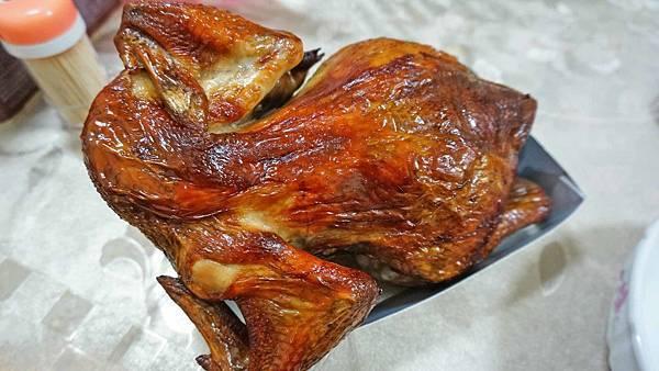 【宜蘭美食】番割田甕缸雞-網路評價超高的烤雞店