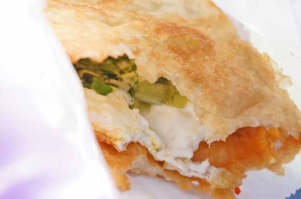 【宜蘭美食】頂埔阿嬤蔥油餅-從早上開到晚上的必吃美味蔥油餅