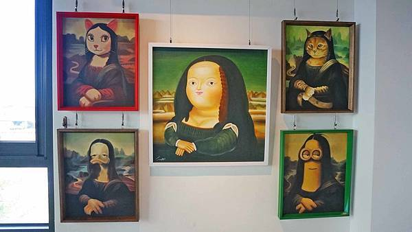【宜蘭景點】畫框博物館-好玩的親子DIY景點,畫作畫框博物館
