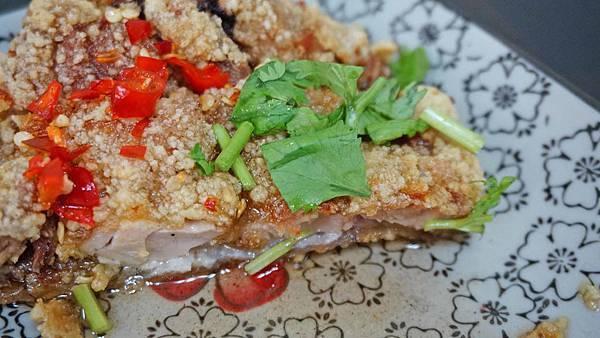 【台北美食】巷仔口快餐-美味又迷人的椒麻雞