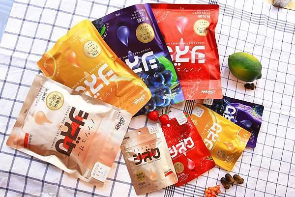 【宅配美食】無加糖水滴Q軟糖-不加任何一滴蔗糖,適合糖尿病患者、生酮飲食者的美味糖果