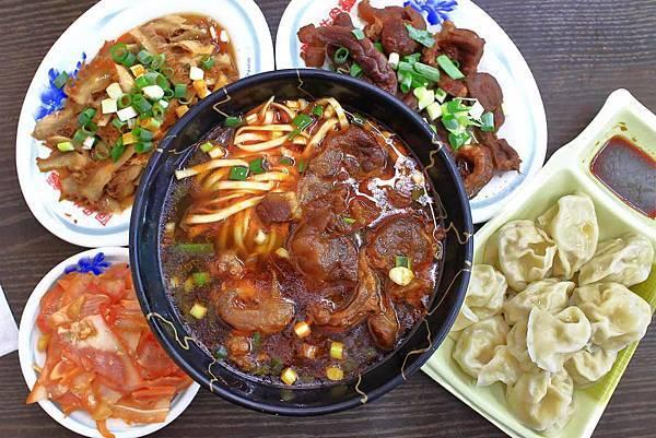 【新莊美食】阿忠牛肉麵-超過30年老店,濃郁香氣逼人的湯頭讓你一喝就愛不釋手