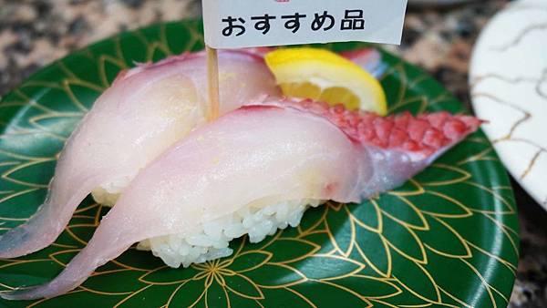 【沖繩美食】迴轉壽司市場-美國村必吃!新鮮度爆表的美味迴轉壽司
