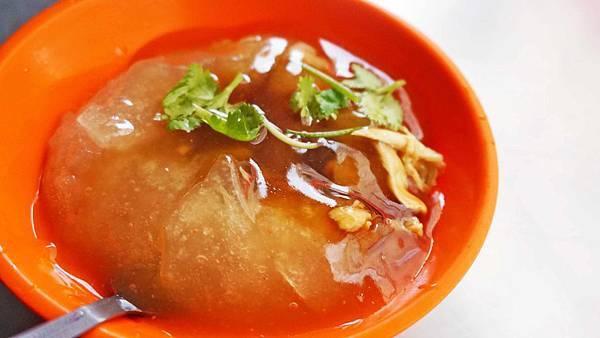【台北美食】30年老麵攤-吃過都會讚不絕口的肉圓小吃店