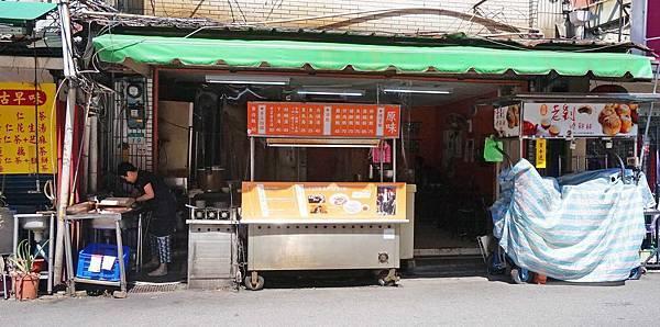 【台北美食】原味滷肉飯-日劇也來採訪的路邊攤美食小吃店