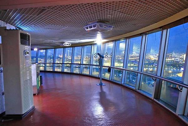 【台北景點】北投垃圾焚化廠觀景台-全台唯一免費室內台北高空夜景景點