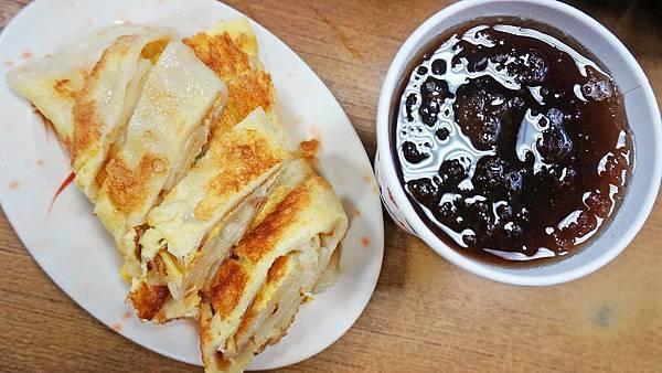 【花蓮美食】大漢街早餐店-附近居民才知道的無名早餐店