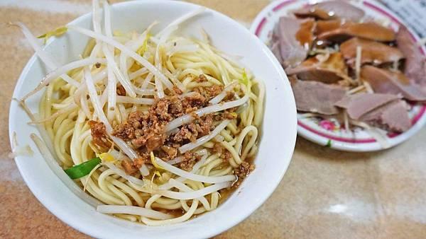 【台北美食】無名古早味陽春麵-附近不少上班族推薦的無名麵店