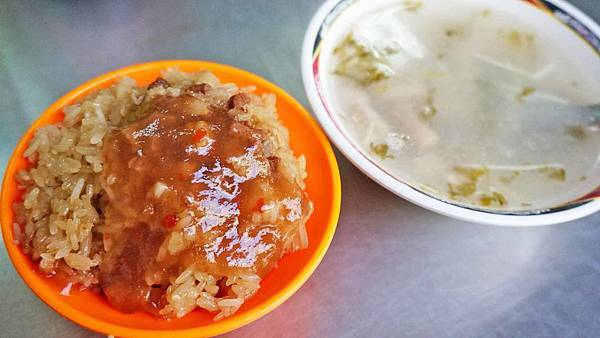 【台北美食】大龍峒熊會長油飯-內行人都讚不絕口的銅板巷弄美食