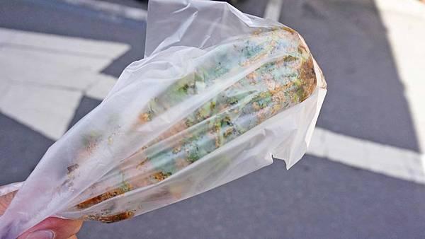 【台北美食】無名豬血糕-美味又迷人的好吃豬血糕