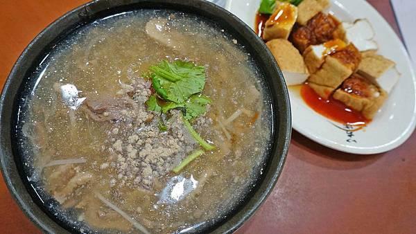 【台北美食】古意擔仔麵-比名店還要更美味的鴨肉羹麵
