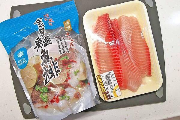 【輕鬆料理零失敗!】氣炸鍋威靈頓鯛魚排與薑絲豆腐魚湯!漁業署與全聯福利中心合作推廣國產水產,新鮮美味不必等!