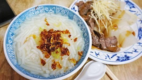 【台北美食】三禾米粉湯-不少人推薦的美食小吃店