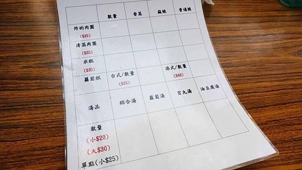 【台中美食】古早味阿嬤手工肉圓-低調不起眼的脆皮肉圓店