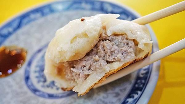 【台北美食】鳳玲水煎包-酥酥脆脆不油不膩的美味蔥油餅