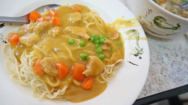 【台北美食】台灣小吃-絕無僅有的銅板價格!咖哩麵一份竟然只要40元