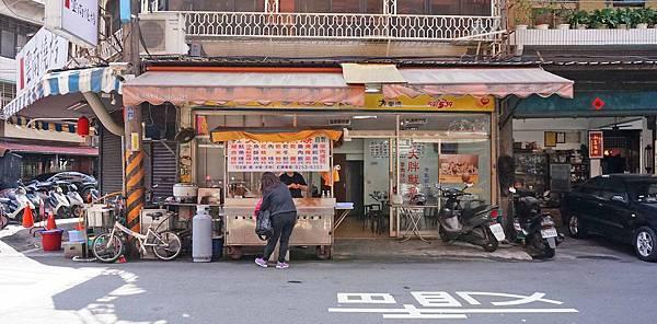 【板橋美食】大胖魷魚羹-內行人才知道的大份量巷弄小吃店