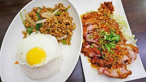 【三重美食】三攀泰泰國料理-不到百元就能吃到美味又可口的超平價泰式料理