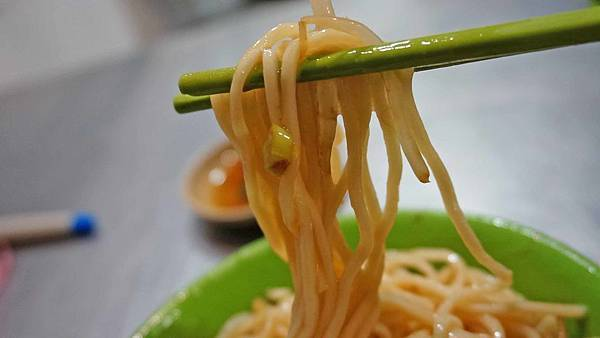 【汐止美食】二哥烏醋乾麵-香濃滑順吃了會讚不絕口的烏醋麵