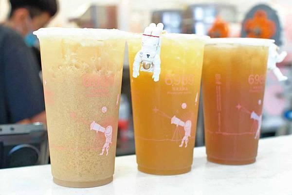 【林口美食】6989恆星系飲品-低溫壓榨新技術新鮮現榨蘋果汁,美味無比,嚐一口絕對會愛上他的美妙滋味!