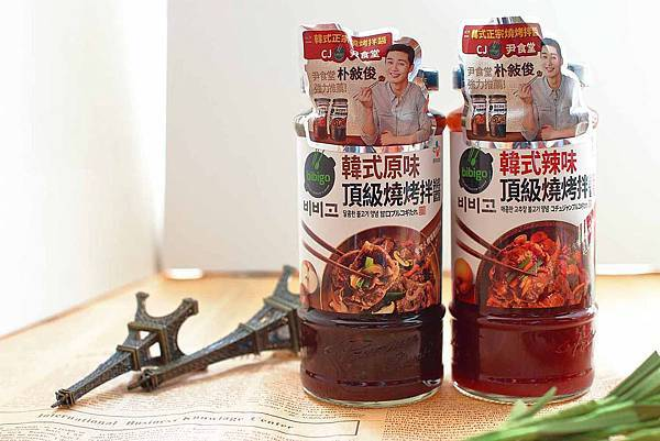 【家庭必備醬料神器】CJ bibigo韓式頂級燒烤拌醬、牛骨高湯-輕輕鬆鬆做出比餐廳還要美味的韓式燒肉與韓式泡菜鍋