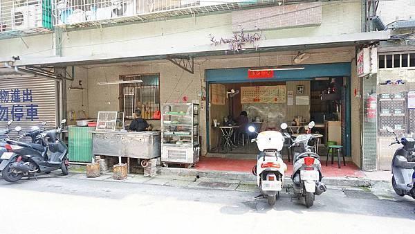 【中和美食】一味香小吃店-隱身在狹小巷弄裡沒有招牌的超便宜銅板美食