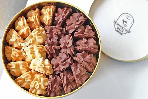 【台北美食】COOKIE886-每天限時限量美味無比酥脆鬆軟的曲奇餅乾