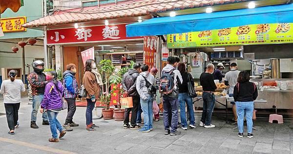 【八里美食】姊妹雙胞胎-八里老街裡必定大排長龍的名店