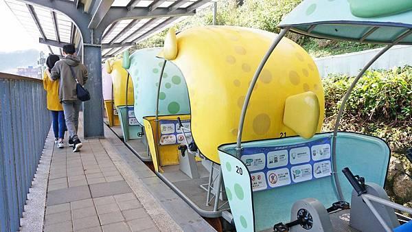 【台北景點】深澳鐵道自行車-沒有預約可能會玩不到的鐵道自行車
