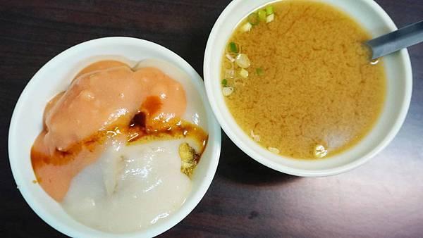 【台北美食】天母肉圓店-隱藏在市場裡的脆皮肉圓