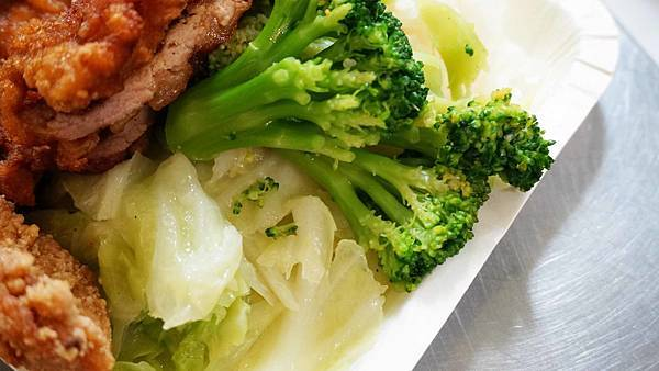 【台北美食】阿順排骨-一個人吃不完的無敵大份量排隊美食
