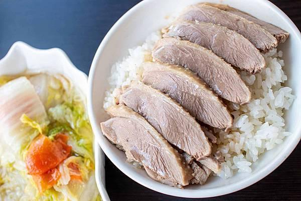 【宜蘭美食】四季當歸鴨-平價又美味迷人的鴨肉飯
