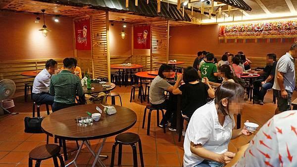 【台北美食】鵝肉川食堂-假日晚上必定爆滿的美味鵝肉店
