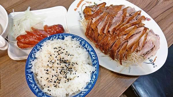 【台北美食】阿城鵝肉-米其林必比登推薦的鵝肉店美食