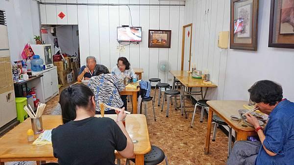 【台北美食】台南小吃老店-不起眼卻美味又好吃的台南口味小吃店