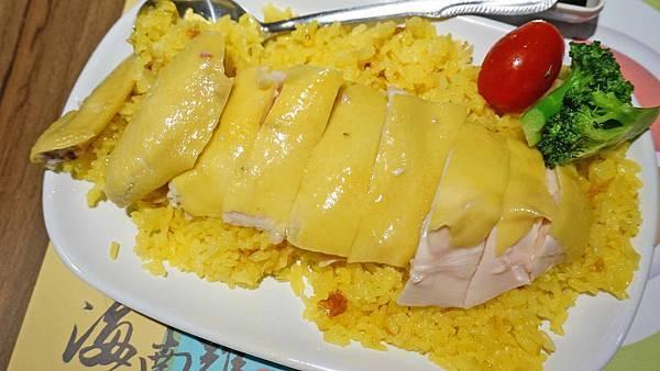 【台北美食】星島海南雞飯-滑嫩滑嫩的海南雞美食