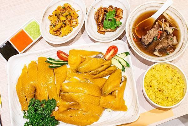 【桃園中壢美食】瑞記海南雞飯-軟嫩又不乾柴美味無比的海南雞飯