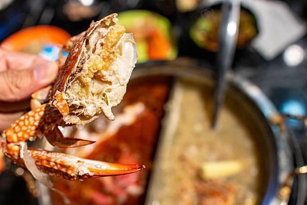 【台北美食】嗨蝦蝦吃到飽火鍋店-超過100種不同食材、不同餐點無限量吃到飽的日式火鍋店