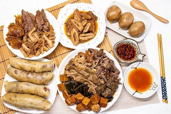 【宅配美食】瑞榮發-從菜市場小小店面做到網路宅配的30年老字號純手工糯米腸、滷味美食