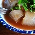 【台北美食】嘉義東石蚵仔麵線-公園旁美味又好吃的路邊攤美食
