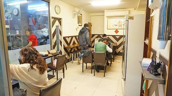 【台北美食】江蘇菜盒店-隱藏在社區大樓裡沒有人介紹絕對不會發現的隱藏版美食