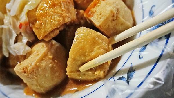 【台北美食】阿貴手工臭豆腐-每天賣不到五小時就收攤的路邊攤美食